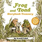 Frog and Toad Storybook Treasury (I Can Read Level 2)