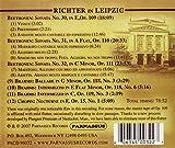 Richter in Leipzig - Beethoven: Piano Sonatas