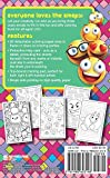 Emoji Crazy Coloring Book 30 Cute Fun Pages: For