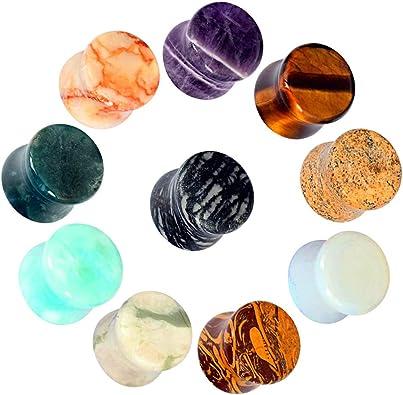 Amazon.com: 20 piezas expansores de piedras distintos ...