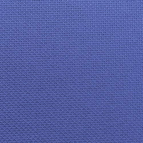 59″x 36″ 14ct Royal Blue Counted Cotton Aida Cloth Cross Stitch Fabric …