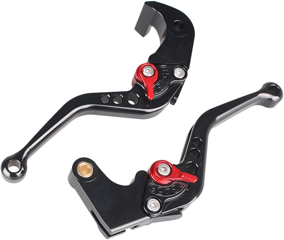 GZYF Short Brake Clutch Levers For R1200GS 2004-2012 R1200GS Adventure 2006-2013