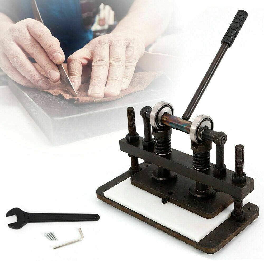 stpatinetes.es 26x12cm Manual Prgepresse Leder Prgemaschine ...