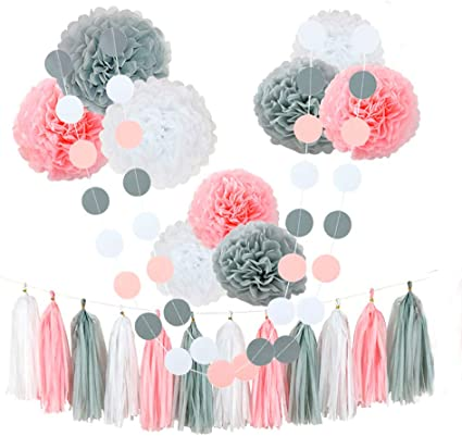 Amazon.com: CHOTIKA Pom Pom Pom Pom Poms Party Girl ...