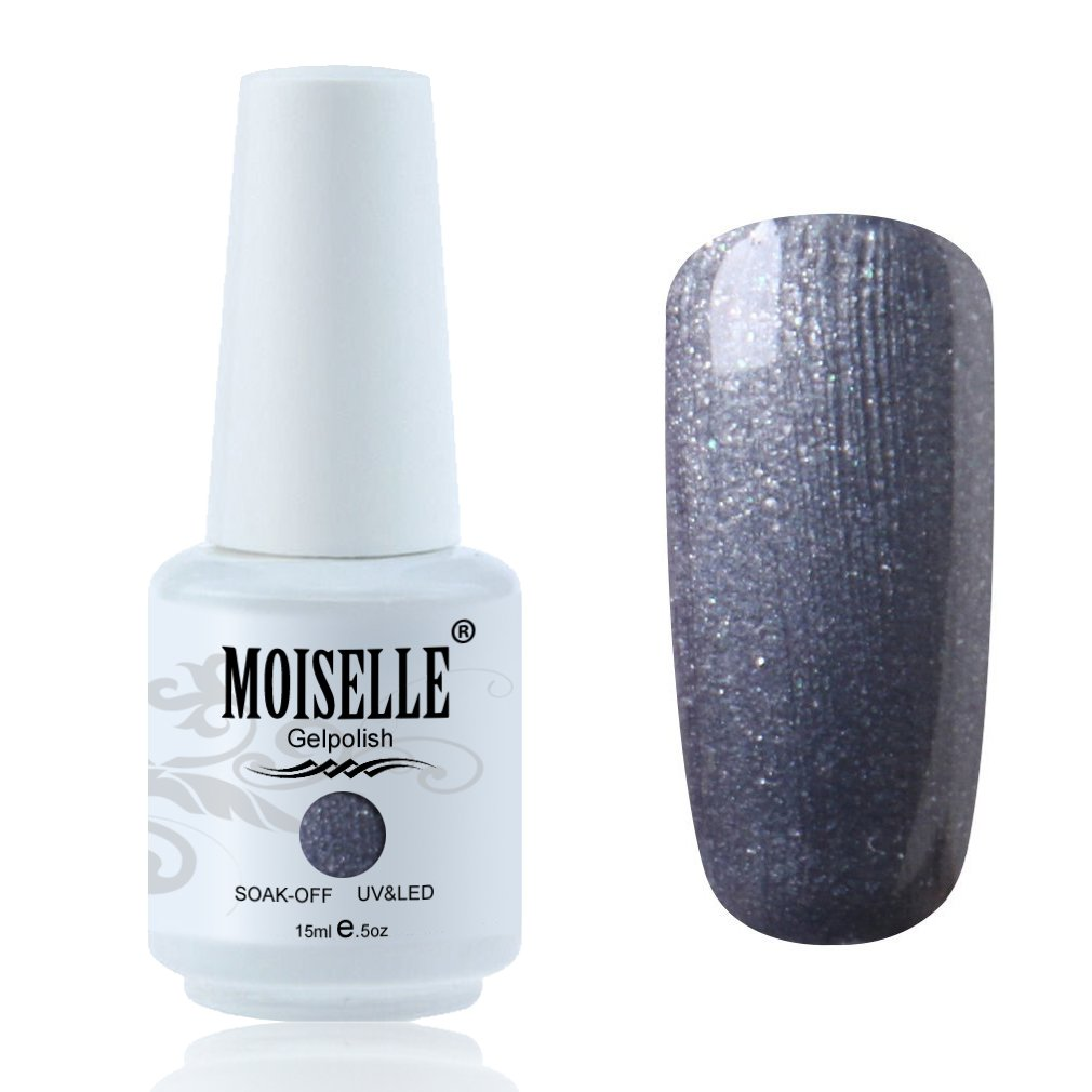 Moiselle 15 ml Gel Nagellack UV-LED-Soak Off Lack DIY Nail Art ...