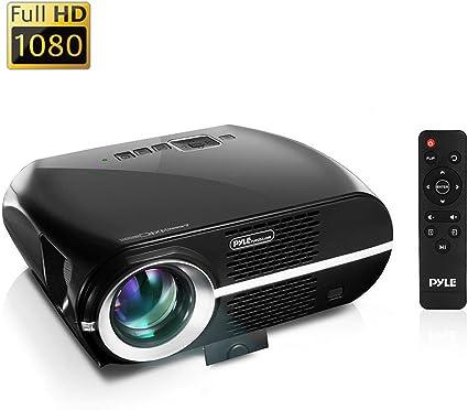 Amazon.com: Prjle67 - Proyector de vídeo piel, pantalla LCD ...