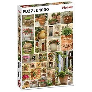 Piatnik 545542 Vasi Puzzle 1000 Pezzi