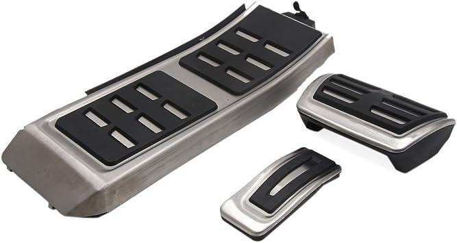 Audi A4 B8 A5 Q5 S4 Original Pedal Set S-line Pedals Pedal Caps pads manual cars
