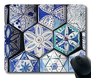 Classical Design And Pattern Mouse Pad Custom Making Smooth Touch Feeling Mouse Pad in 9*7 inch-102401