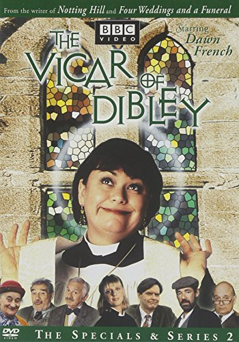 The Vicar of Dibley - The Complete Series 2 & the Specials - Left Handed Ovation