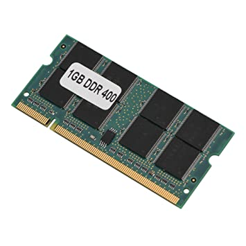 Richer-R Memoria RAM DRR1 para Computadora Portátil(PC3200,1GB,200PIN,400MHz): Amazon.es: Electrónica