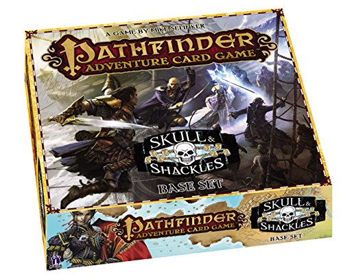Pathfinder: Skull & Shackles Base Set ()