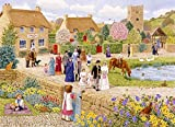 Village Wedding - Sarah Adams 500XL Piece Jigsaw Puzzle