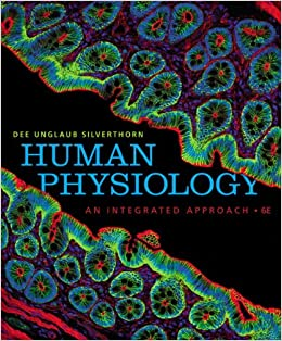 Silverthorn human physiology 6th edition