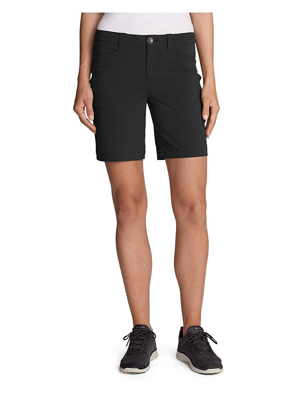 603dc66326 Eddie Bauer Women's Horizon Shorts at Amazon Women's Clothing store:
