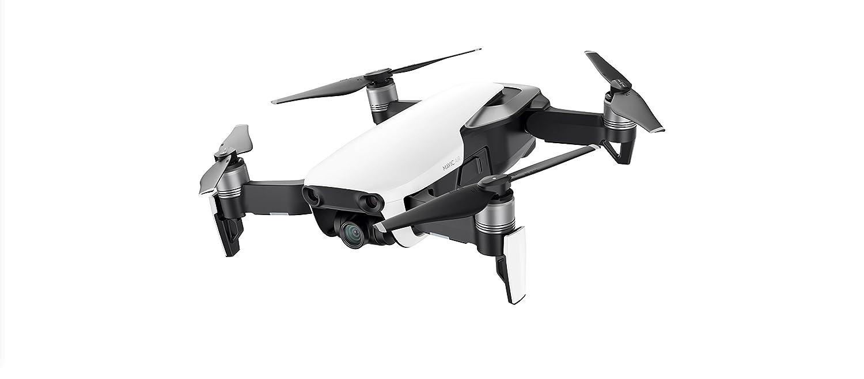 a572e4fce38 DJI Mavic Air Drone Fly More Combo - Arctic White: Amazon.co.uk: Camera &  Photo