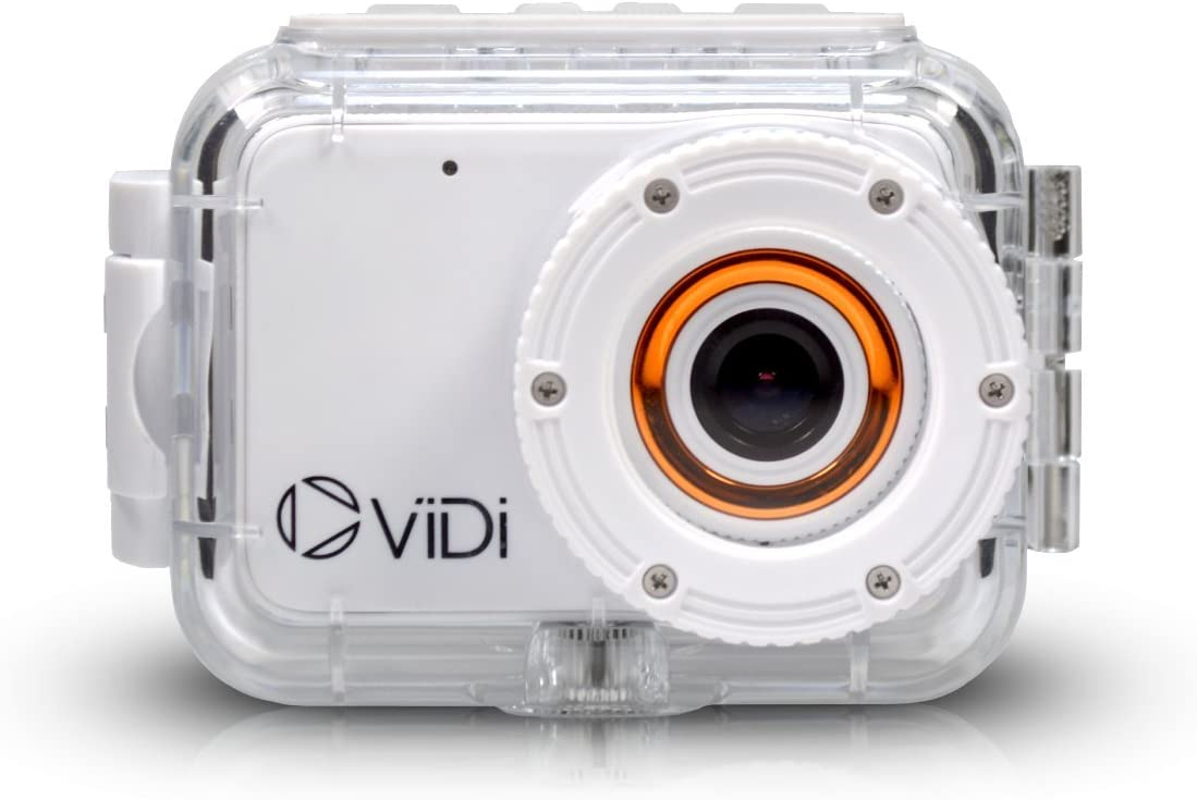 vidi Impermeable LCD 1080P Cámara de acción con 4 GB Tarjeta de ...