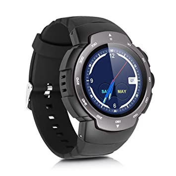 Zeblaze Blitz - 3G Impermeable Ajustable Smartwatch Smartphone ...