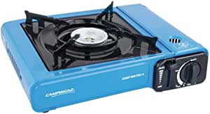 Campingaz Camp Bistro 2, Camping Stove, Portable Gas Cooker for Camping or Festivals, Easy Handling