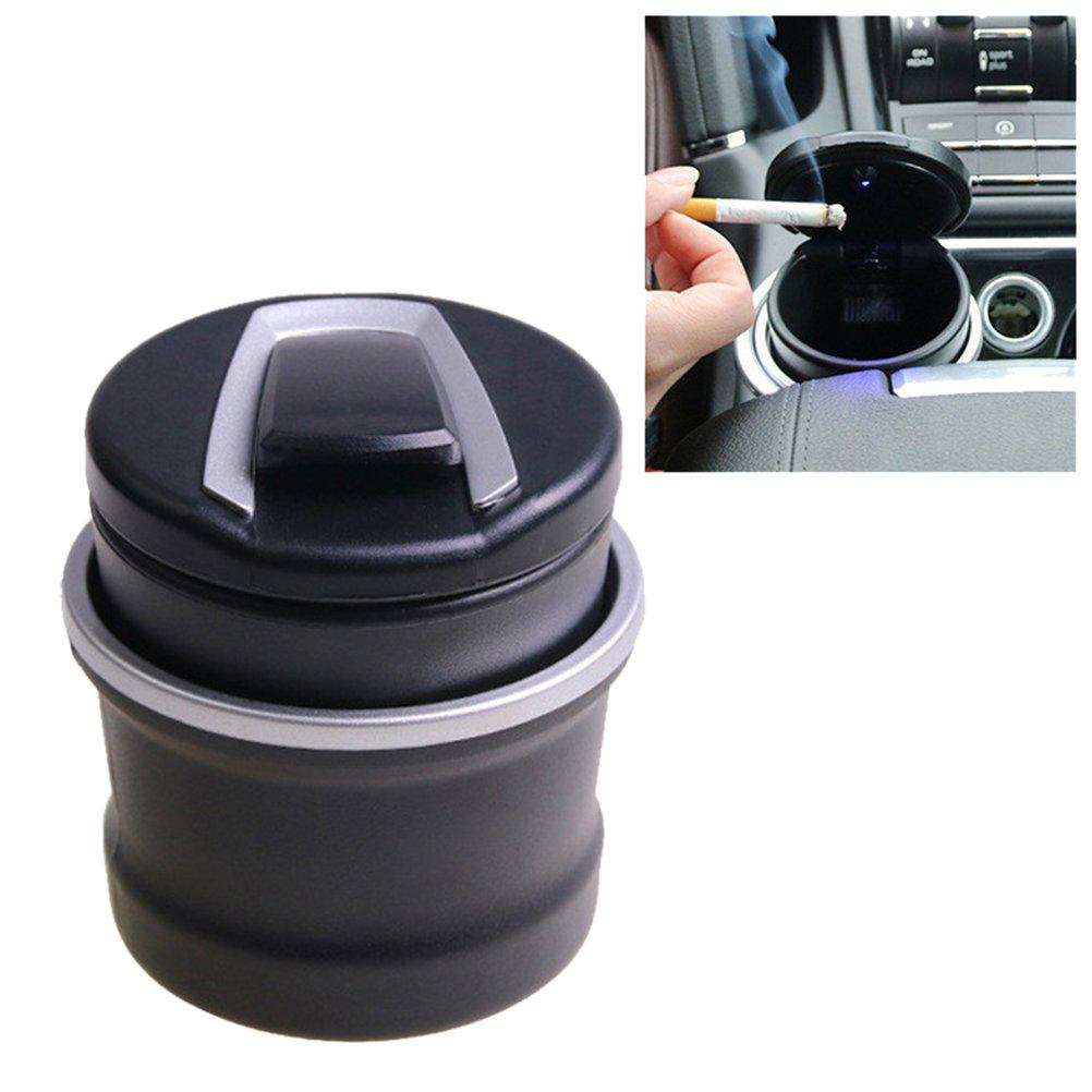 VORCOOL Posacenere sigarette per fumatori di auto LED per rendono fumare sigarette Experiencia 4CV1171D158