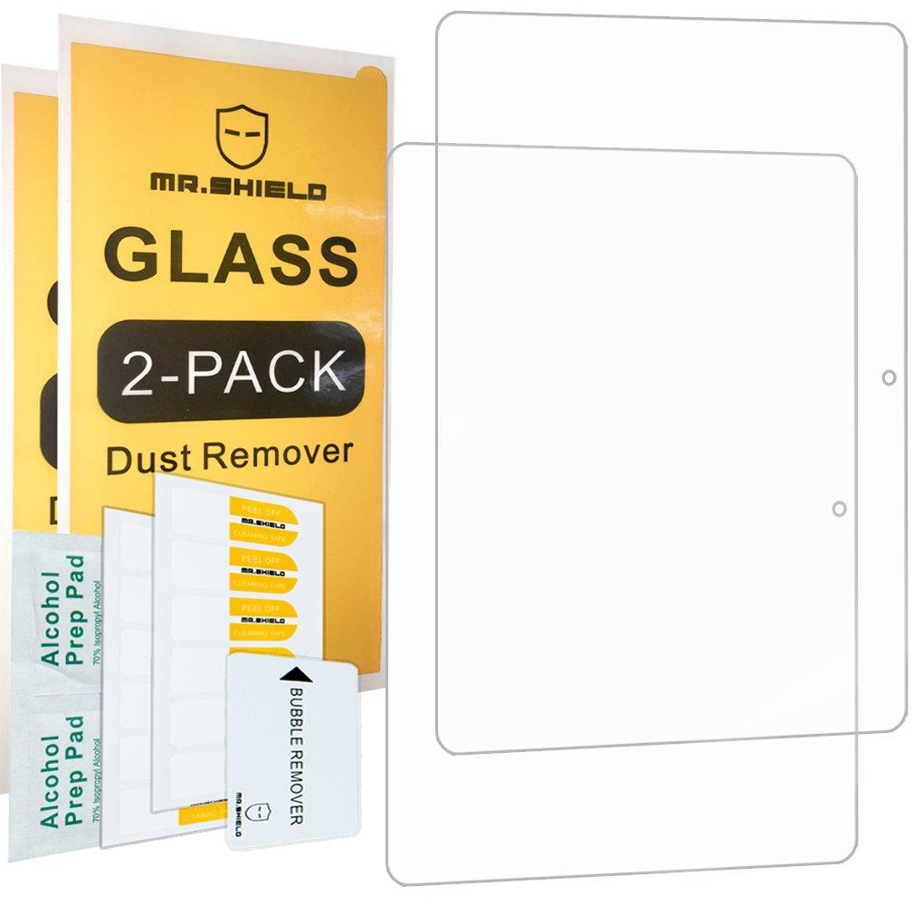Vidrio Templado Para Huawei Mediapad T3 10 Pulgadas (x2)