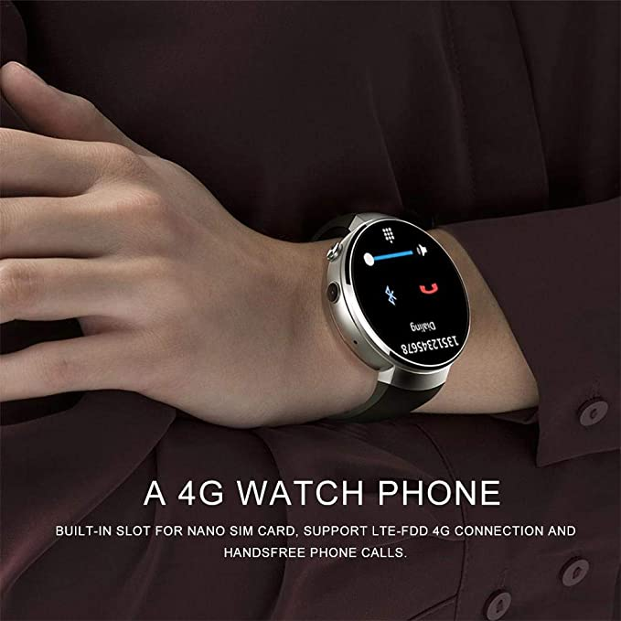 LEMFO LEM7 Smart Watch Android 7.0 Smartwatch LTE 4G Smart Watch ...