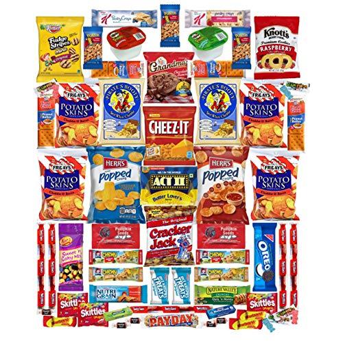 Snack Variety...