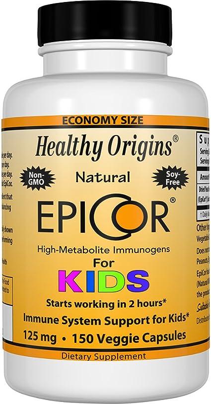 Amazon.com: Healthy Origins Epicor Multi Vitaminas para ...