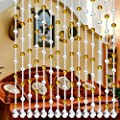 Crystal Glass Bead Butterfly Design Curtain Luxury Living Room Bedroom Window Door Wedding Decor By Woaills
