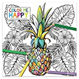 Quality 2019 Color ME Happy Calendar with Free Rock Music MEMOROBILIA (Key Chain, Pen,Magnet,Card ETC.) Calendar Planner,Calendar Wall,Pocket, Monthly,DO IT All,Gallery Edition