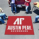 Tailgater Mat w Official Austin Peay State Govs Logo