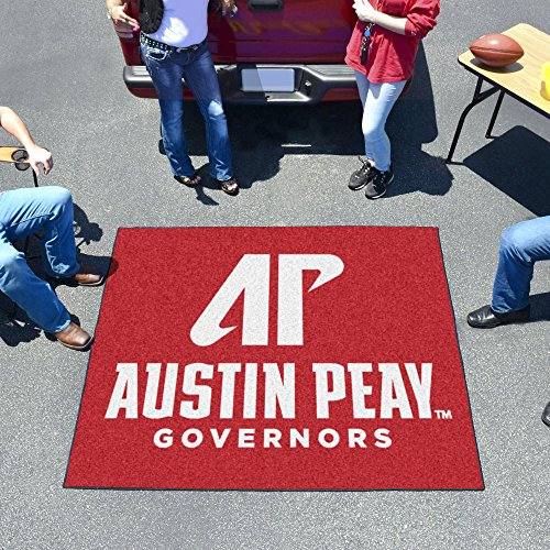 Tailgater Mat w Official Austin Peay State Govs Logo by Fanmats
