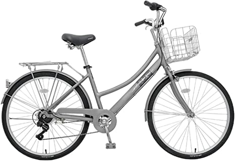 MLSH Bicicleta Retro para Hombres y Mujeres, Bicicleta Deportiva ...