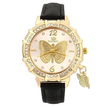 Liquidación! Reloj de Pulsera de Cuarzo para Mujer, con ...