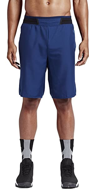 269679dc6d9d Nike mens MID-FLIGHT VICTORY SHORT 821917-455 M - DEEP ROYAL BLUE BLACK