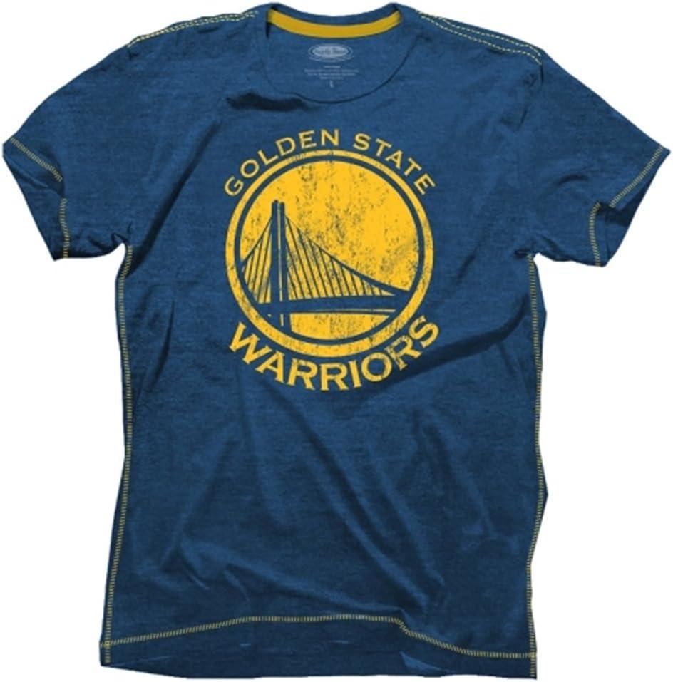Majestic Athletic Mens Logo II Short Sleeve Crew Neck Tee Golden State Warriors