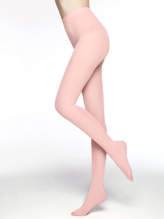 1960s Inspired Fashion: Recreate the Look Innabella Women 80 Den Soft Opaque Tights Womens Tights $6.99 AT vintagedancer.com