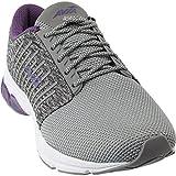 Avia Women's Avi-Zeal Track Shoe, Frost Grey/Cool Mist Grey/Twilight Purple, 8.5 M US