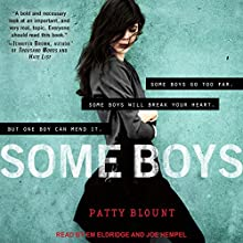 Some Boys Audiobook by Patty Blount Narrated by Em Eldridge, Joe Hempel