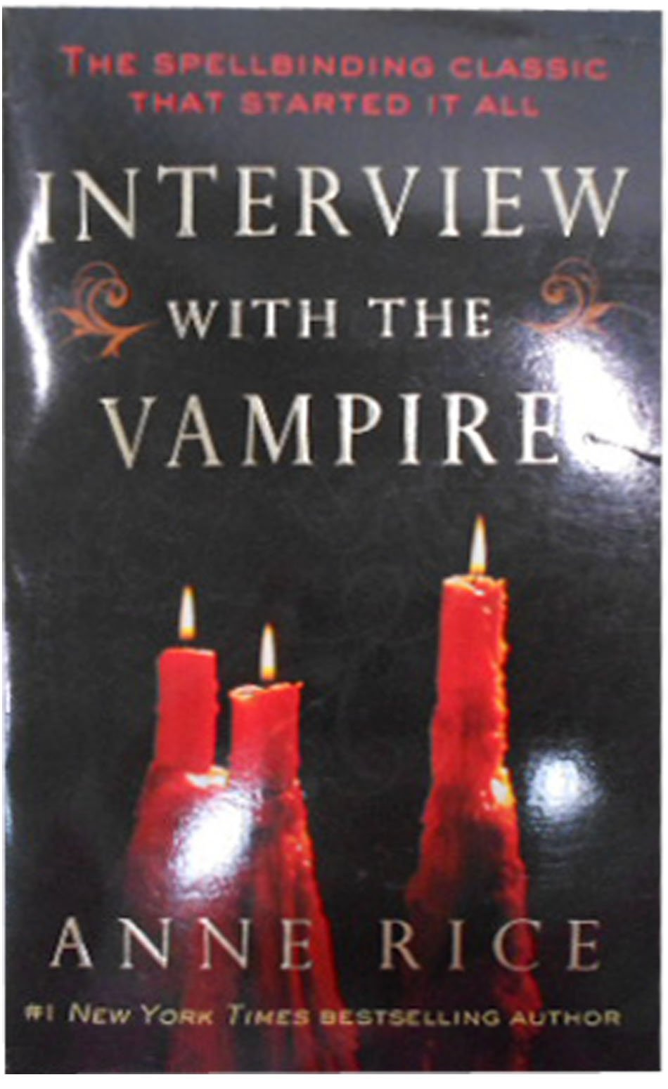 Interview With The Vampire: Anne Rice: 9780345337665: Amazon: Books