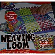 Color Zone Weaving Loom Kit - Make 3 Potholders