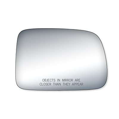 Fit System 90156 Honda CR-V Passenger Side Replacement Mirror Glass: Automotive