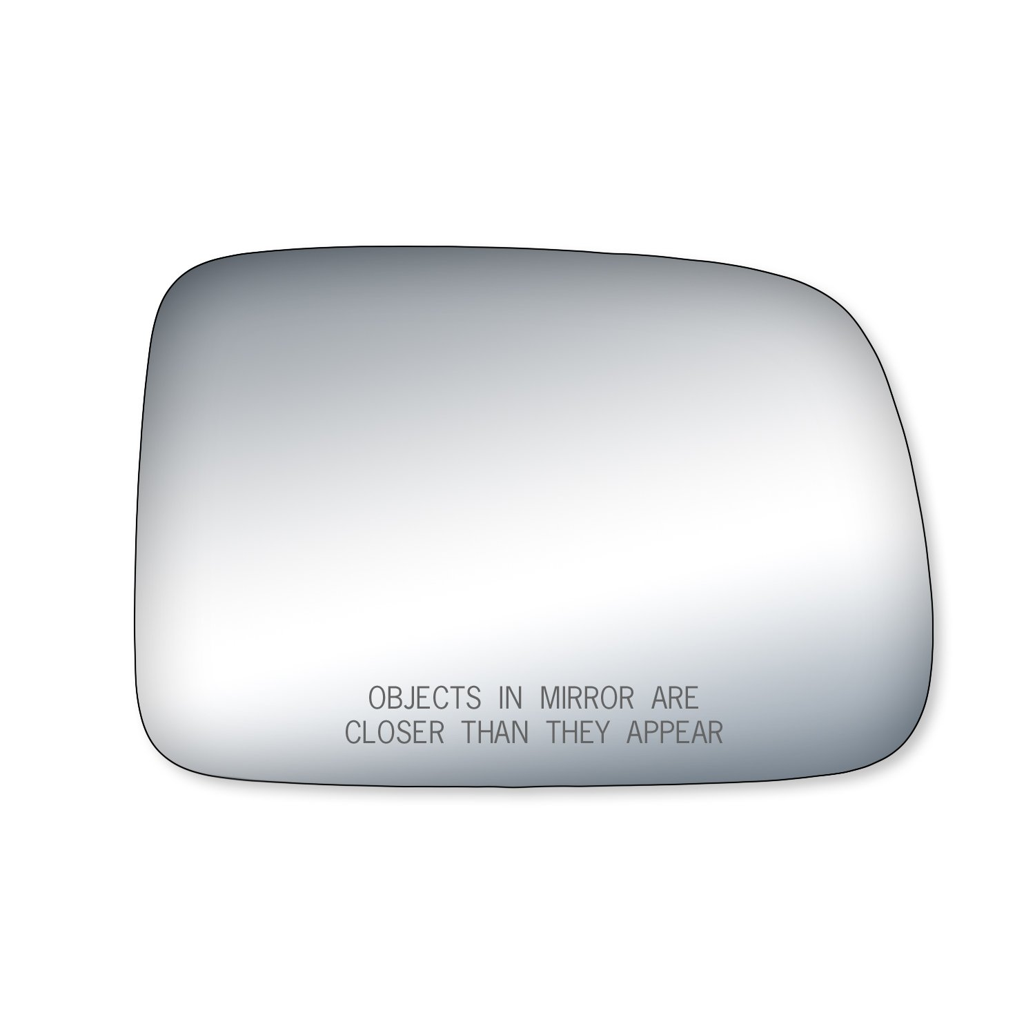 Fit System 90156 Honda CR-V Passenger Side Replacement Mirror Glass