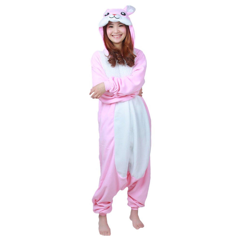 SZTARA Unisex Halloween Fancy Dress Kigurumi Pyjamas Anime Costume Cartoon Sleepwear Christmas Onesie