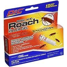Pic GEL1 Roach Control Gel In Syringe, 1-Ounce