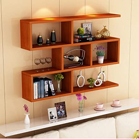 cf505082cf Cdbl-Wall shelf Wine rack/wall rack/wall wall frame/modern simple ...