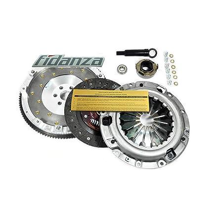 Amazon.com: EXEDY CLUTCH KIT+FIDANZA FLYWHEEL 90-05 MAZDA MIATA 1.6L 1.8L MAZDASPEED TURBO: Automotive