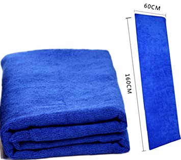 Gris SMILEQ The Royal Plush Drying Towel Premium Felpa Microfibra Profesional de Coches