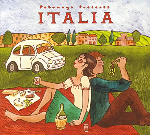 VA - Putumayo Presents- Italia (2009)