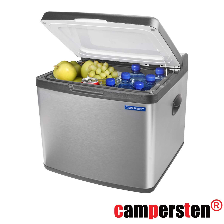 campersten Camping XL Nevera | 39liter | para Gas o eléctrico ...